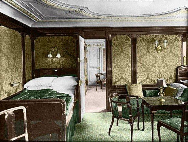 Rare+Colour+Photographs+of+Titanic+c.+1912+8