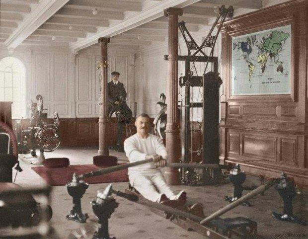 Rare+Colour+Photographs+of+Titanic+c.+1912+9