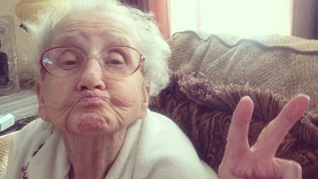 Инстаграмм для бабушки