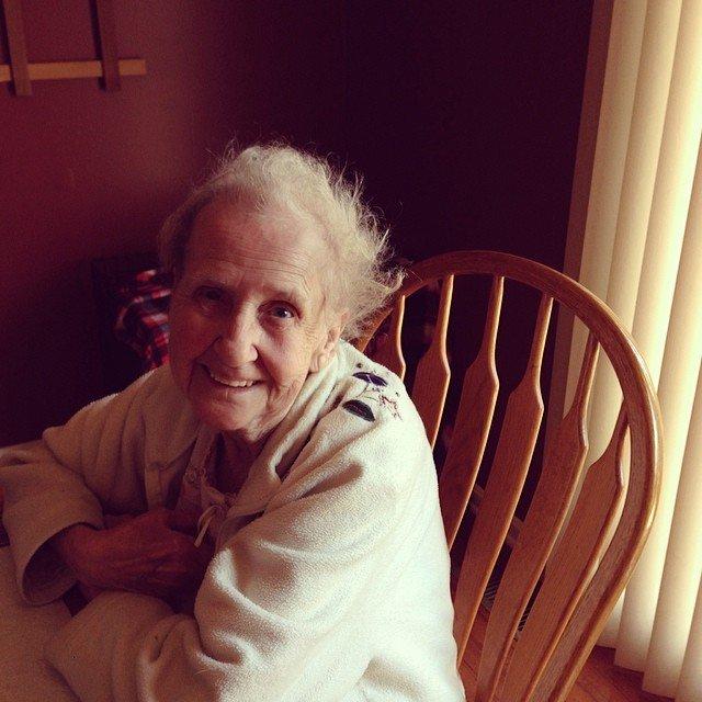 Бабушка Бетти