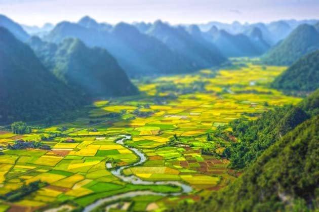 Потерянная долина, Вьетнам