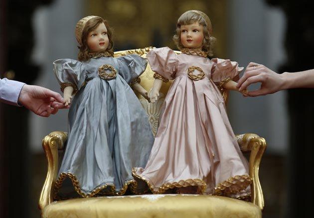 Парижские куклы