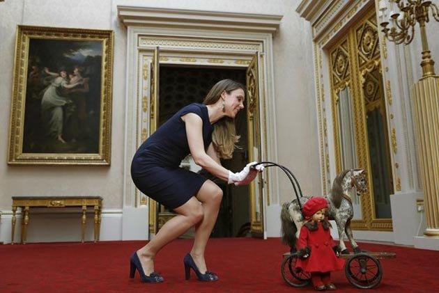 Кукла Памела и коляска