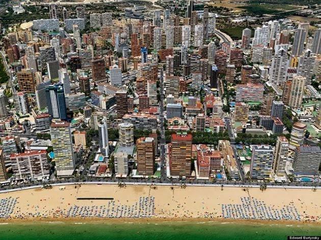 Benidorm, Spain 2010
