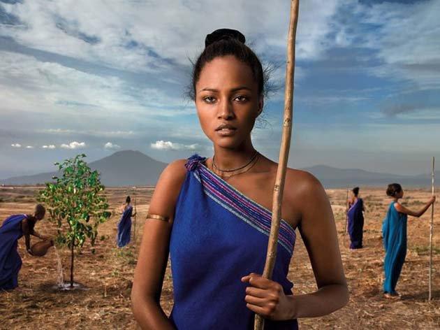 Женщины Эфиопии на страже своей гордости - кофе
