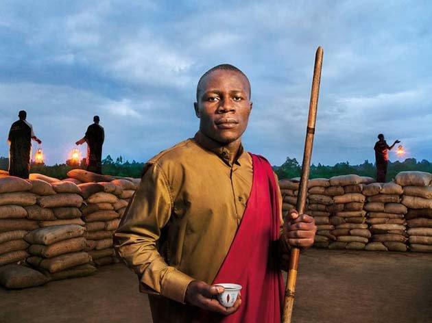 В мечтах о лучшей жизни в Африке Эдвард Мукииби - защитник сельского хозяйства и сохранения био-разнообразия в Африке