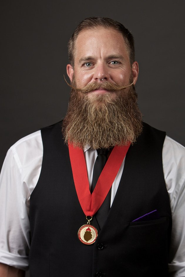 Just for Men World Beard and Moustache Championships