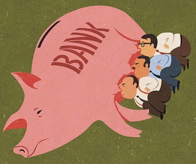 Банкиры сегодняшнего дня