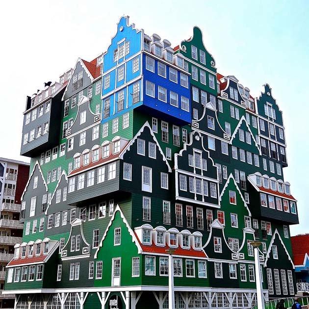 Innel Hotel Amsterdam Zaandam