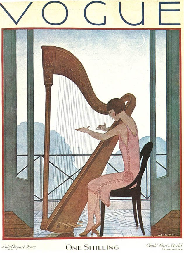 vintage-vogue-covers-harp
