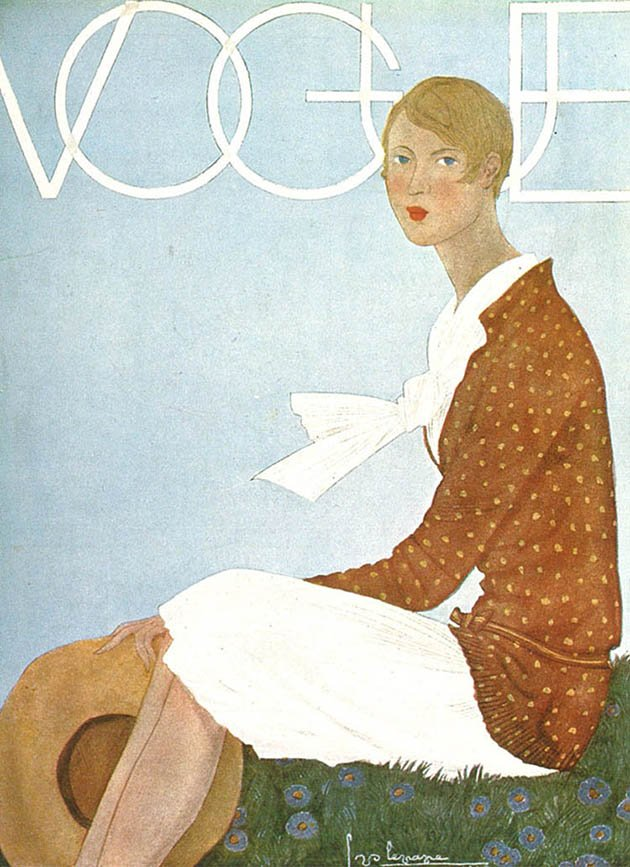vintage-vogue-covers-white-scarf