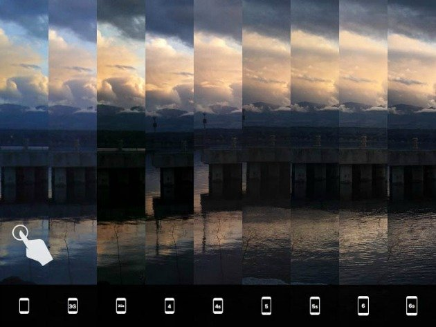 iphone-camera-evolution-Sunset