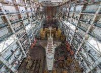 Самые невероятные склады и фабрики мира