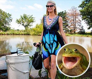 Paris-Hilton-Frog-Hunting-300x257