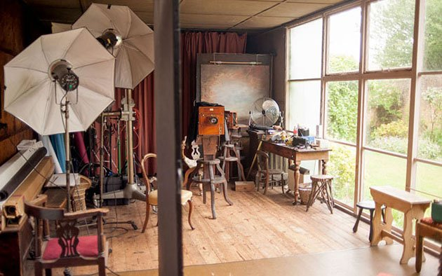 Studio: Behind the Scenes, Reeves Studio, Lewes