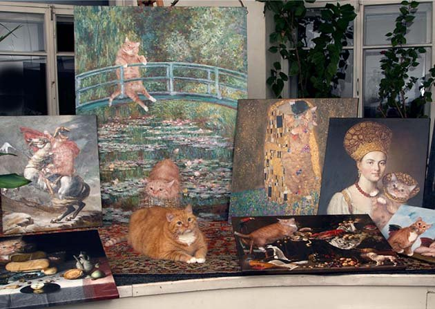my-fat-ginger-cat-rewrote-art-history-and-became-a-mews-to-great-artists-14__880