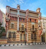 Единственный жилой дом по проекту Гауди открылся как музей в Барселоне