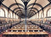 Прекрасные интерьеры лучших библиотек Европы